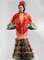 Vestito Di Flamenco 2015 Carmen