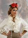 Camicie di flamenco Daniela