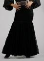 Gonna Spagnolo Di Flamenca Candil
