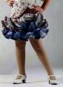 Gonne Flamenca Tamara per Bambina