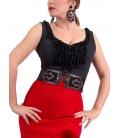 Cinture Flamenco Elastici Per Donna
