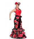 """Gonne Di Flamenco Per Donna """"Dalia"""""""