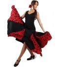 Vestito Da Ballo Flamenco - Mod Bailaora