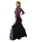Gonna per Ballo Flamenco Mod EF214