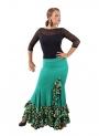 Gonna per Ballo Flamenco Mod EF220