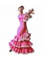 Vestiti Spagnolo di Flamenco 2017, Cantares