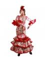 Costumi Spagnolo di Flamenco 2017, Cantares Super