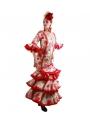 Vestito Di flamenca 2017, Taglia 38 (M)