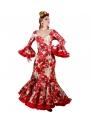 Costumi Di flamenco 2017, Taglia 42 (L)