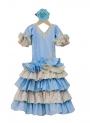 Vestiti Di Flamenca Bambina, Taglia 5