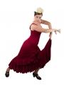 Vestito Da Ballo Flamenco - Mod Salón