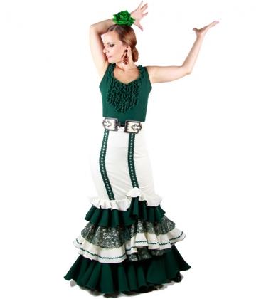 Gonna Di Flamenca, Mod. Jaleo