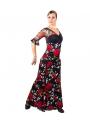 Gonne Flamenca 3 Godet