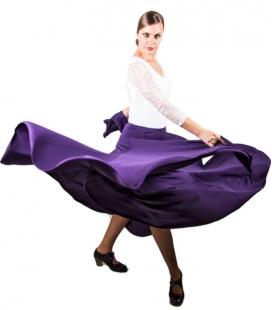 Gonne Di Ballo Flamenco 8 Godet Vita Regolare