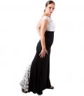 Gonna di Flamenca con Pizzo