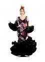 Vestiti Spagnolo di Flamenco Carla Extra