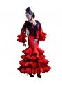 Vestiti Di Flamenca per Donna, Serrana