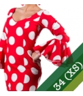 Vestiti di Flamenca Taglia 34 (Xs)
