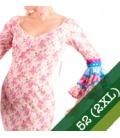 Costume Flamenco Taglia 52 (2XL)