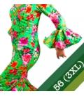 Vestiti Flamenca Taglia 56 (3XL)