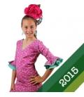Vestiti di Flamenca 2015 Bambina
