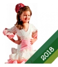 Vestito di Flamenca 2018 Bambina