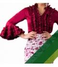 Gonne Di Flamenco E Camicie Di Flamenco
