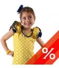Vestiti di Flamenca Bambina in offerta
