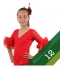Moda Flamenca Bambina - Taglia 12