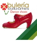 Scarpe Di Flamenco Buleria Sabates